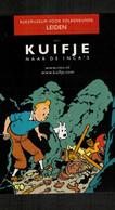 Sticker - Autocollant - Tintin - Kuifje - Expo Rijksmuseum - Leiden - Nederland - Zelfklevers