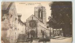 29071 - VORGES - L EGLISE ET LA PLACE DE LA MAIRIE - Unclassified