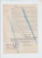 ASSMANNSHAUSEN - Hotel Zur Krone - 8/7/1944 - Sammlungen