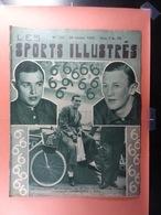 Les Sports Illustrés 1935 N°723 Pynenburg Guimbretière Wals Coupe Du Roi Football Buysse Loncke Tirlemont Honorez - Sport