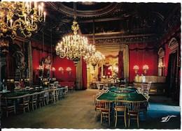 JEUX DE HASARD - ROULETTE : Le Salon Rouge Du Casino De Baden-Baden ( Schwarzwald - Germany). CPSM - Cartes Postales