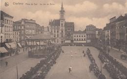 MONS /  PLACE DU SUD / LE JEU DE BALLE - Mons
