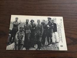 Grane Le 2 Août 1918 Les Généraux Bailoud Et Gouraud - Griekenland