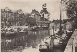 PAESI BASSI - OLANDA  - AMSTERDAM - VIAGGIATA 1937 - Amsterdam