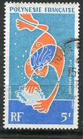 POLYNESIE FRANCAISE   N°  35  PA (Y&T)  (Oblitéré) - Gebruikt