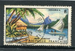 POLYNESIE FRANCAISE   N°  9  PA (Y&T)  (Oblitéré) - Gebruikt