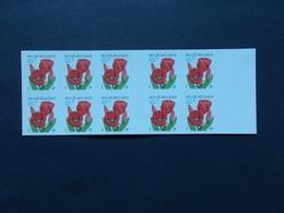 BELGIQUE -  CARNETS  N° 40  Année 2001  Neuf XX  ( Voir Photo - Postzegelboekjes 1953-....