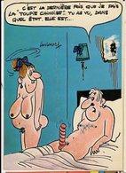 Illustrateur LASSALVY - La Toupie Chinoise, ...- CP N° AM 14 - Lassalvy