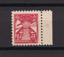 Mecklenburg-Vorpommern - 1945 - Michel Nr. 18 I B Rand - BPP Gepr. - 48 Euro - Zone Soviétique