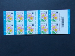 BELGIQUE -  CARNETS  N° 99    Année 2009  Valeur Permanente   Neuf XX  ( Voir Photo - Postzegelboekjes 1953-....