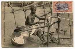RC 14767 SENEGAL 1922 - 15c OBL DAKAR SUR CARTE POSTALE NON VOYAGÉE TB - Sénégal (1887-1944)