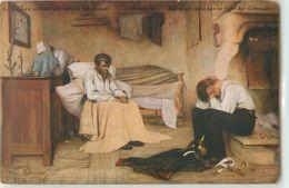 10214 - METZ - LE PAUVRE ENFANT EST SOLDAT ALLEMAND - Metz