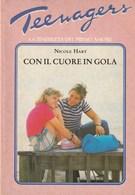 CON IL CUORE IN GOLA - Libro Per Le Ragazze - Bambini E Ragazzi
