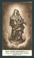 B.V. ADDOLORATA - Santuario Della Ghiara (RE) - E - PR - Mm. 56 X 102 - Religion & Esotericism