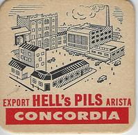 CONCORDIA EXPORT HELL'S PILS ARISTA - Bière