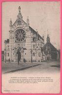 Nantes - L'Eglise De Toutes Aides à Doulon - Pèlerinage Des Vignerons - Animée - Collection G.I.D. - 1903 - Nantes