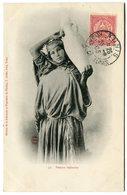 RC 14775 TUNISIE 1905 - 10c SUR CARTE POSTALE OBL. TUNIS POUR LA FRANCE TB - Covers & Documents