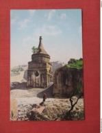Absalom's Pillar  Jerusalem     Ref 3754 - Israel
