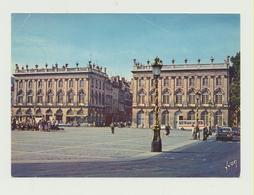AK - Nancy - Place Stanislas - Musée Des Beaux-Arts -   !!!!  - ( 186 ) - Nancy