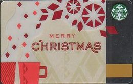 GERMANY Gift-card  Starbucks - Christmas 2013 - 6089 - Gift Cards