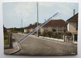 MARINES 95 Val D'Oise Vers Pontoise CPSM Rue Henri Dunant Maisons Pavillons Edition Combier CIM - Marines