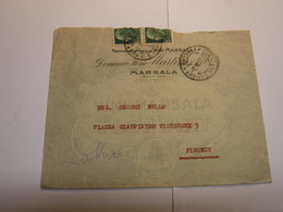 MARSALA  -- TRAPANI  --- DOMENICO FLORIO MARTINEZ    -- VINI - Italia