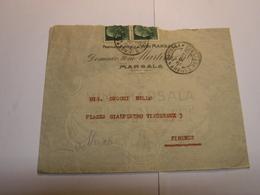 MARSALA  -- TRAPANI  --- DOMENICO FLORIO MARTINEZ    -- VINI - Italy