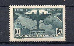 FRANCE : N° 321 ** . TRÈS LÉGÈRE ADHÉRENCE .1936 . SIGNE CALVES .  ( CATALOGUE YVERT ) . - 1921-1960: Periodo Moderno