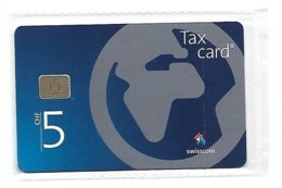 CHF 5 - La Denière Carte / The Last Card - INTROUVABLE/ VERY RARE Neuve Sb / Mint - Suisse