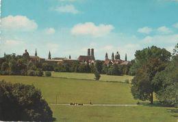 München - Blick Vom Englischen Garten - 1965 - Muenchen