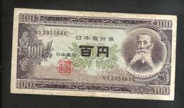 GIAPPONE / JAPAN - NIPPON GINKO - 100 YEN - Giappone