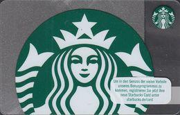 GERMANY Gift-card  Starbucks - Siren - 6163 - Gift Cards