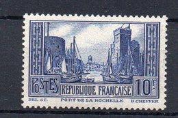 FRANCE : N° 261 ** . TB .1929/31 . SIGNE CALVES .  ( CATALOGUE YVERT ) . - Marcophilie (Timbres Détachés)