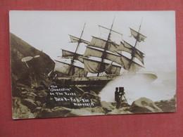 RPPC GLENESSLIN OFF NEAKAHNIE ROCKS   - Sailboat   Ref 3755 - Sailing Vessels