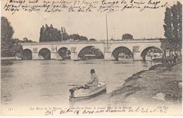 POSTAL    FRANCIA  -LES RIVES DE LA MARNE-JOINVILLE LE PONT -LE GRAND BRAS DE LA MARNE - Francia