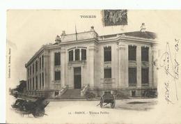 Hanoi  Travaux Public  1903 - Vietnam