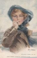 Femme à L'Echarpe. Scan - Boileau, Philip
