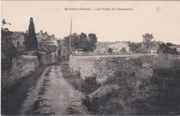 F69-111 BRINDAS - LES VILLAS DU CHAZOTTIER ET LEUR CHEMIN DE TERRE - Francia
