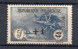 FRANCE : N° 169 ** . TB .1922 . SIGNE CALVES .  ( CATALOGUE YVERT ) . - Marcophilie (Timbres Détachés)