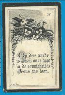 Bp    Spruyt   Ceuppens   Heist - Op -den - Berg    Heultje - Westerlo - Andachtsbilder