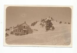 Photographie 38 Isère Refuge Roche Béranger Chamrousse 1926   Photo 6,3x10,4 Cm Env - Places