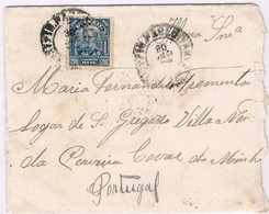 Brasil, 1912, Brasil-Covas - Gebraucht