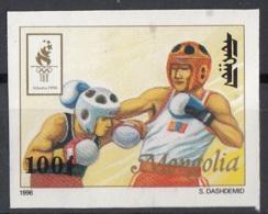 Mongolia 1996 Sc. 2241 Pugilato Boxing Nuovo - Pugilato