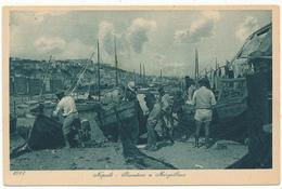 NAPOLI - Pescatori A Mergellina - Editeurs L. & L. - Napoli