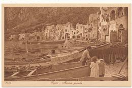 CAPRI - Marina Grande - Editeurs L. & L. - Napoli