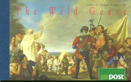Ireland 1995 Uniforms - The Wild Geese  In Prestige Booklet Mi MH 29 With Mi 898-902, MNH(**) - 1949-... République D'Irlande