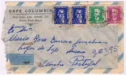 Brasil, 1964, Brasil-Âncora - Brazilië