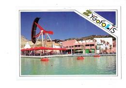 Cpm - 06 - NICE - ZYGOFOLIS - Parc Attractions Manège à Sensation Appareil Photo Escargot - Nice