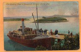 Glengarriff Bay Harbour Cork Ireland 1908 Postcard - Cork