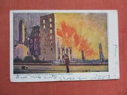 California 1906 Earthquake  Market  Street        Ref 3755 - Disasters